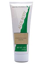 Aloe Body Toning Conditioning Creme: Massagecreme