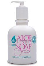 Aloe Liquid Soap: Flüssigseife