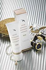 Aloe Sunless Tanning Lotion: Selbstbräuner