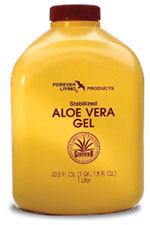 Aloe Vera Saft: Aloe Gel