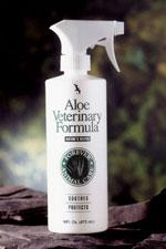Aloe Veterinary Formula: Spray zur Tierpflege