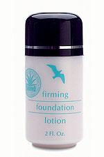 Firming Foundation Lotion: Feuchtigkeitscreme